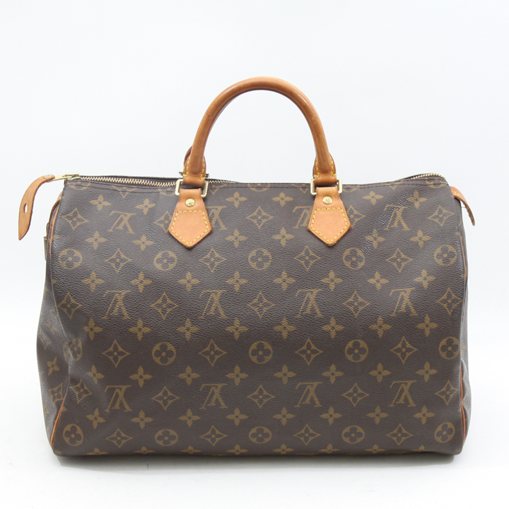 Louis Vuitton Monogram Speedy 35 Bag LVJP LVJS588