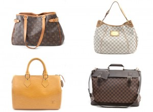 482898a88781 Designer Handbags. From Bags of Charm AUTHENTIC Pre-owned Louis Vuitton  Collection