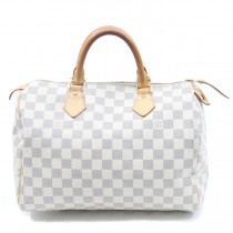 Louis Vuitton Damier Azur Speedy 30 Bag  (1 of 10)