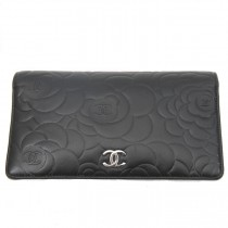 chanel Camellia long wallet (1 of 9)
