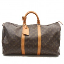 louis vuitton keepall 50 bag (3 of 10)