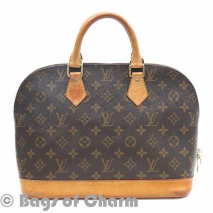 Louis Vuitton Hanbags Alma Bag