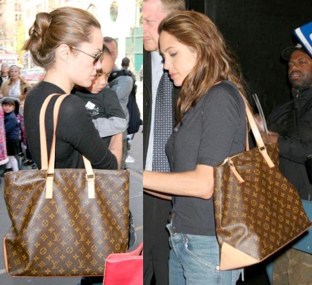 Louis Vuitton Monogram Cabas Mezzo Bag Bags Of Charmbags