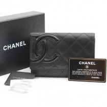 Chanel Cambon wallet black (2 of 10)