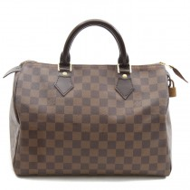 louis vuitton damier speedy 30 bag main (1 of 1)