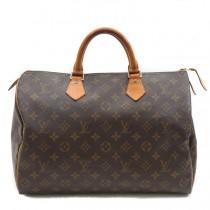 louis vuitton speedy 35 bag monogram 1112 (3 of 9)