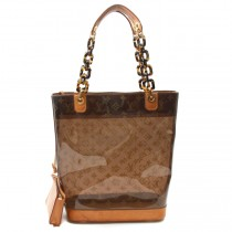 louis vuitton Ambre Cruise Cabas bag MM (3 of 9)