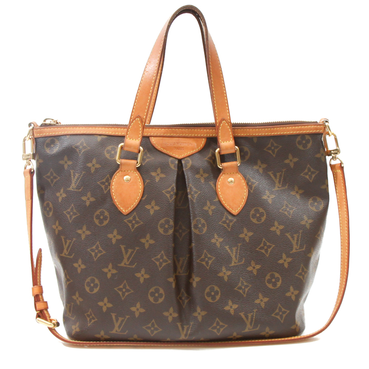 8ce6286cf6aa6 ... Louis Vuitton Monogram Palermo PM Bag LVJP649. Sold Out! Out of stock