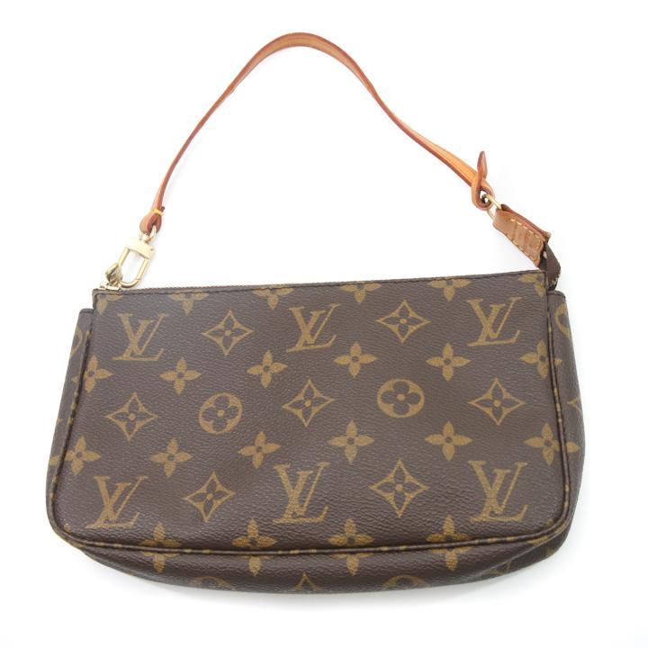 ... Louis Vuitton Monogram Pochette Accessoires Bag LVJS639. Sold Out! Out  of stock