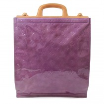 louis vuitton stanton bag vernis purple MAIN (6 of 8)