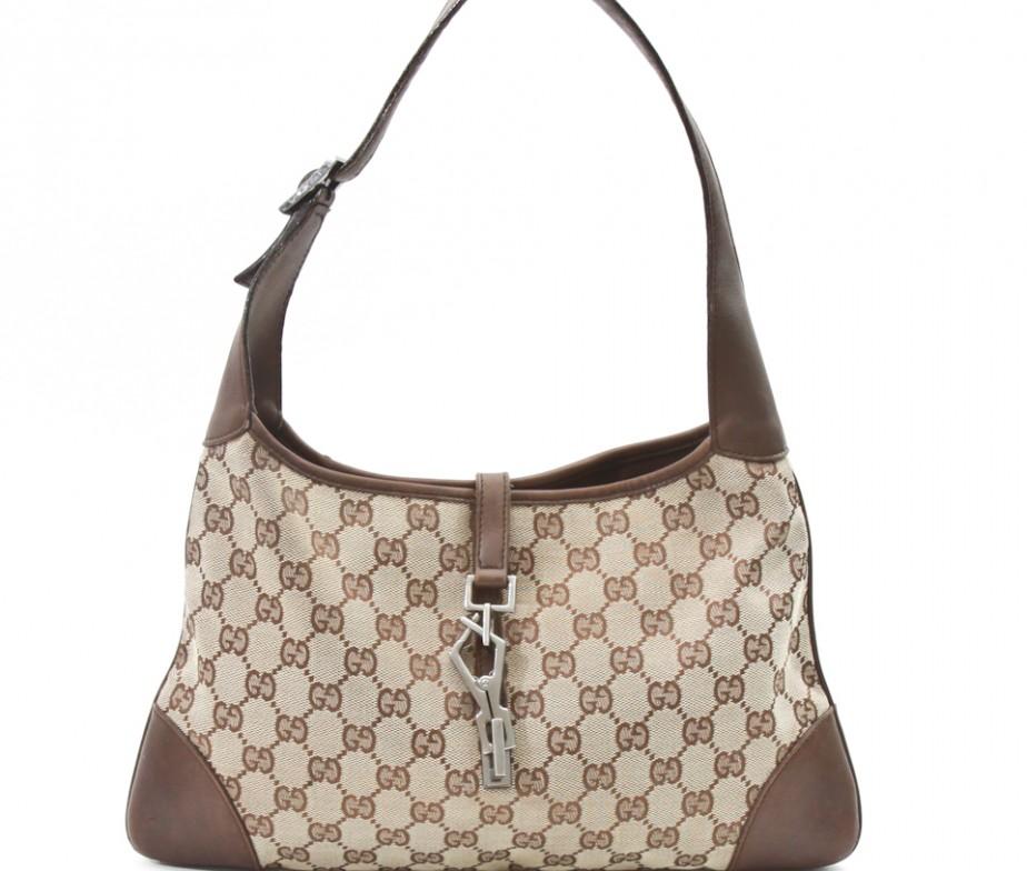 e534691cf60 Gucci Classic GG Monogram Jackie O Hobo Bag GGY132 - Bags of ...