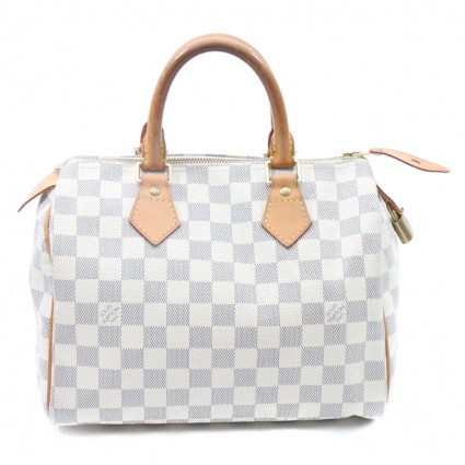 Louis Vuitton handbags Louis Vuitton damier azur speedy 25 bag
