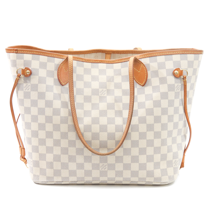 790bcf71764 ... Louis Vuitton Damier Azur Neverfull MM Bag LVJP659. Sold Out! Out of  stock