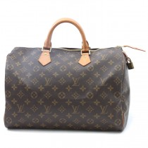 louis vuitton monogram speedy 35 bag (2 of 7)