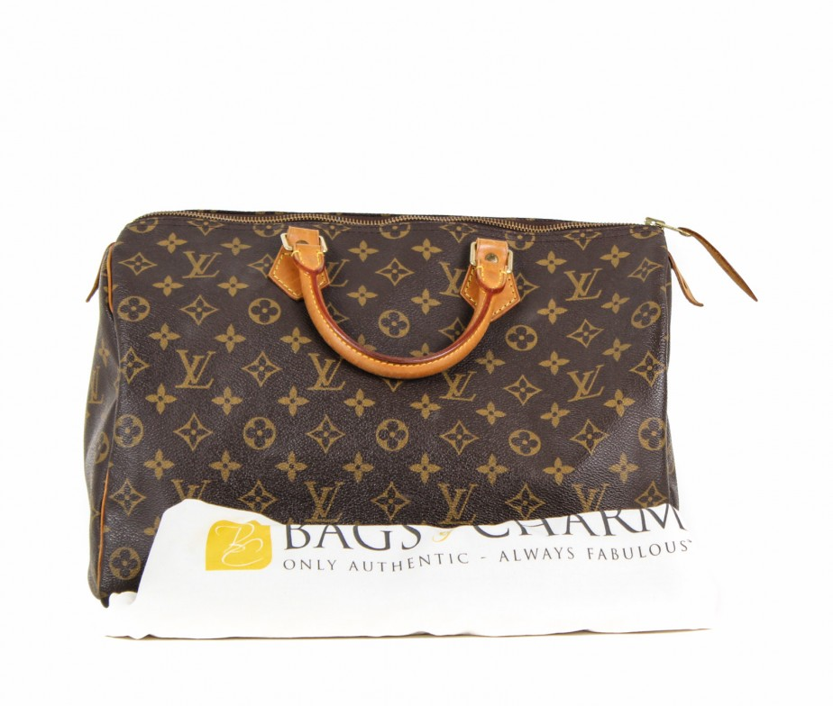 louis vuitton speedy 35 bags of charmbags of charm