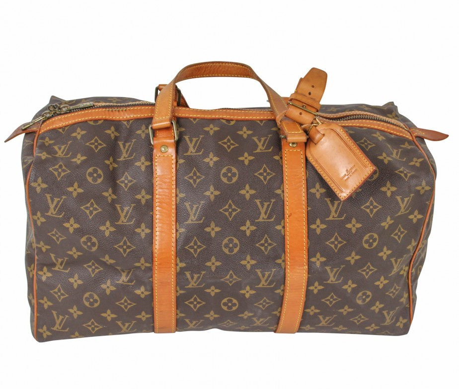 louis vuitton vintage sac souple 45 bags of charmbags of. Black Bedroom Furniture Sets. Home Design Ideas
