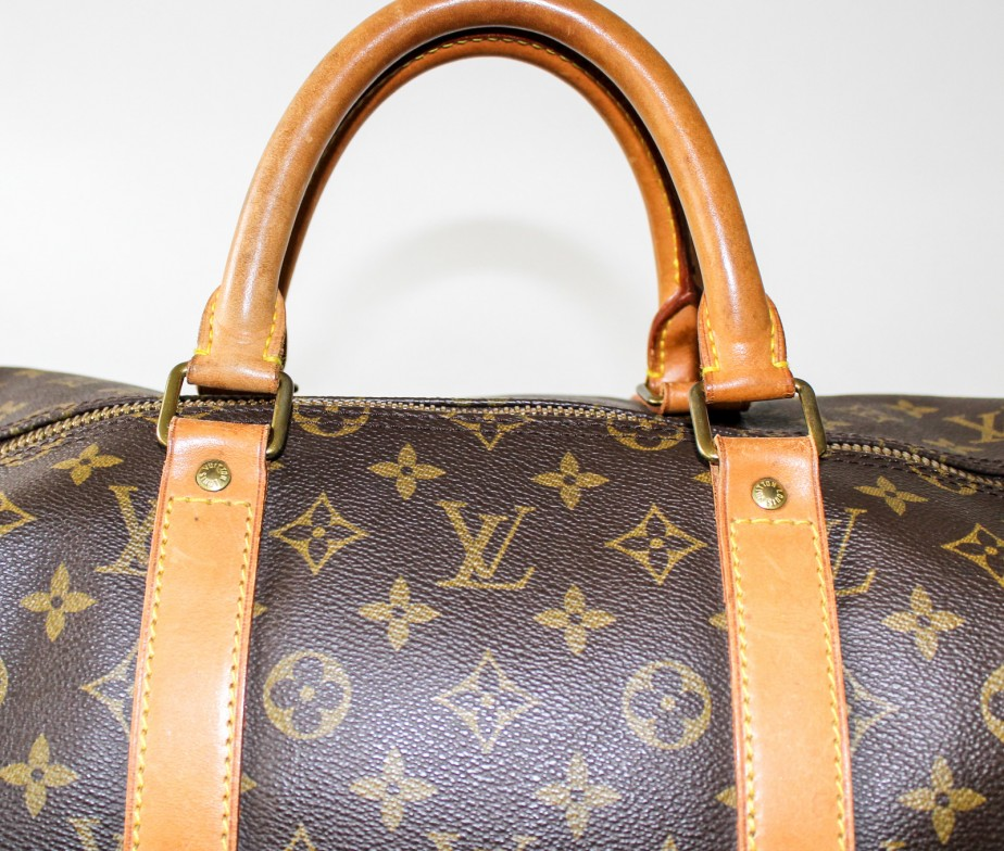 louis vuitton keepall bandouliere 55 bags of charmbags. Black Bedroom Furniture Sets. Home Design Ideas