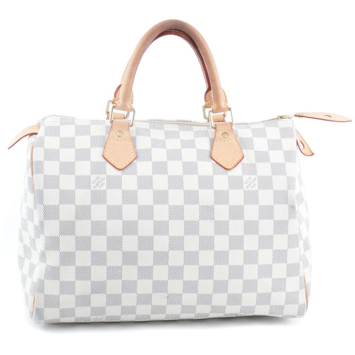 c8b9a9c4826c5 Louis Vuitton Damier Azur Speedy 30 Bag LVJ270 - Bags of CharmBags ...