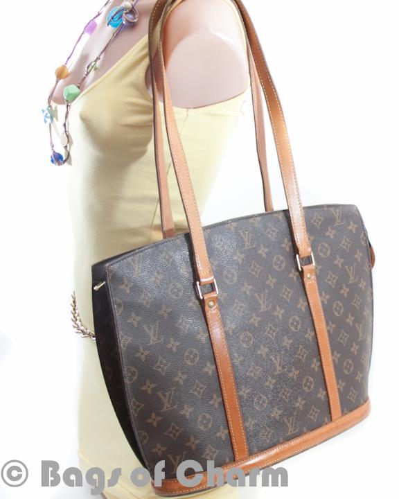 4a9b2ffb2155 ... Louis Vuitton Monogarm Large Babylone Bag LVJP390. Sold Out! Sale!