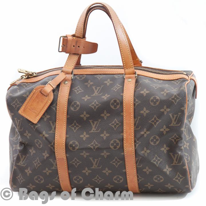 958008367 ... Louis Vuitton Monogram Sac Souple 35 Travel Bag LVJP414. Sold Out! Out  of stock