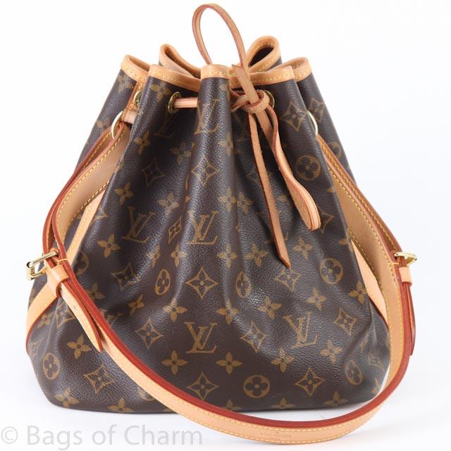31c895763656 ... Louis Vuitton Monogram Petit Noe Bag AR1919 LV110. Sold Out! Out of  stock
